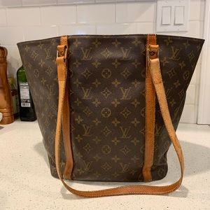 Authentic Louis Vuitton Sac Tote
